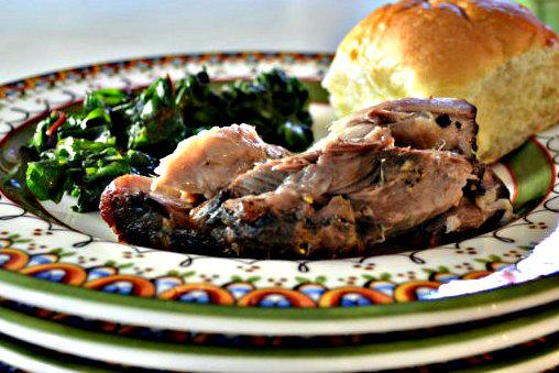 Portuguese Marinated Pork Vinho d' alhos