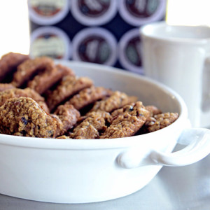 Molasses OatmealCookies