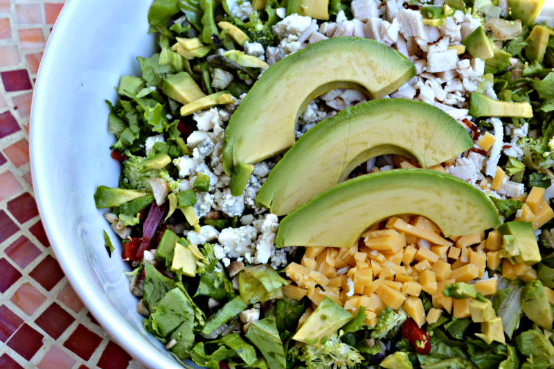 Change Up Chopped Salad