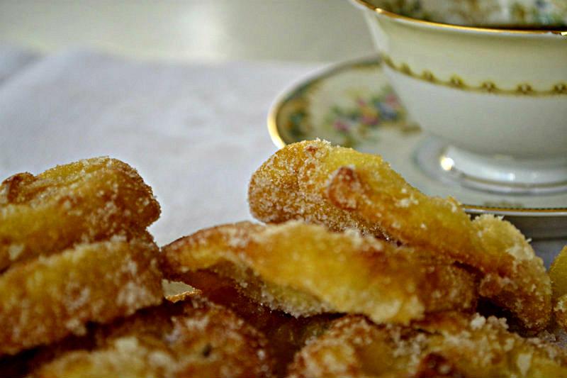 Portuguese Donuts