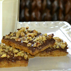 Chocolate Nut Toffee