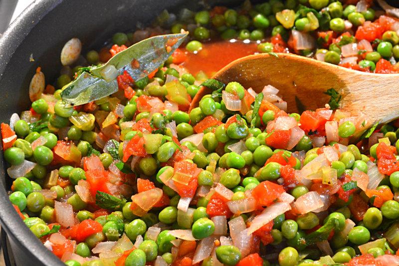 Portuguese Peas