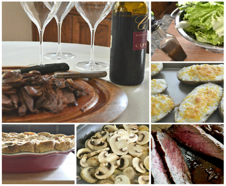 London Broil Recipe - Dinner Menu