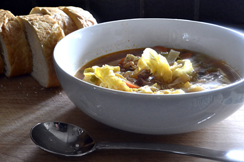 Basque Vegetable Soup