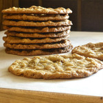 Buttery Chewy Oatmeal Cookies