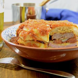Portuguese Croque Monsieur