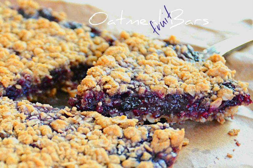 Oatmeal Bars - kitchengetaway.comkitchengetaway.com