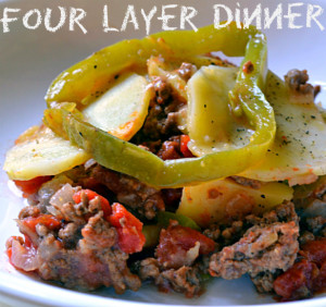 Four Layer Dinner