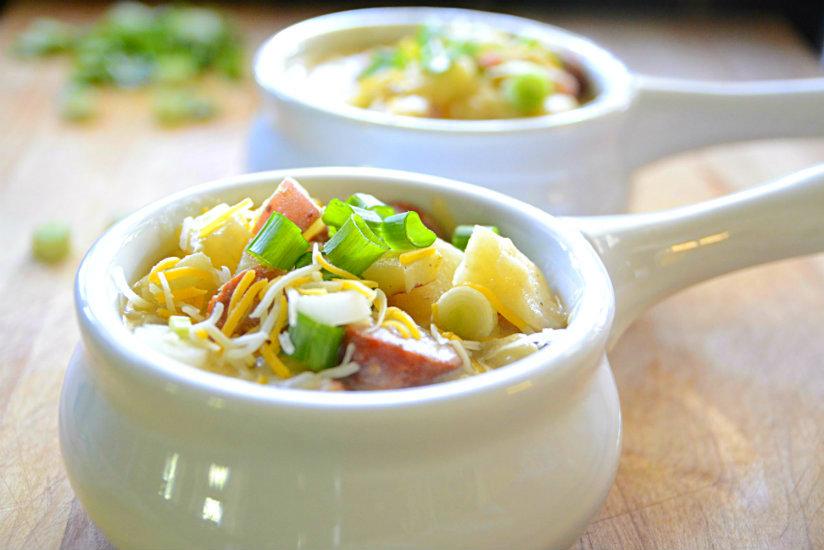 Basic Potato Soup