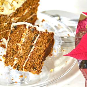 Fruit Cake Prune Cake