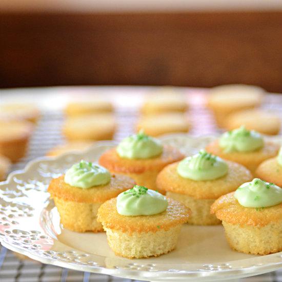 Filled Mini Cupcakes