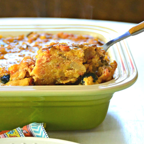 Old Fashioned Tamale Pie