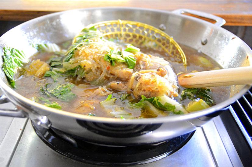 Filipino Chicken Soup