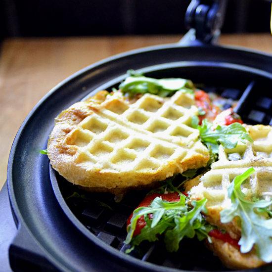 Waffle Panini