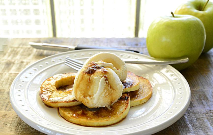 Apple Slices Dessert