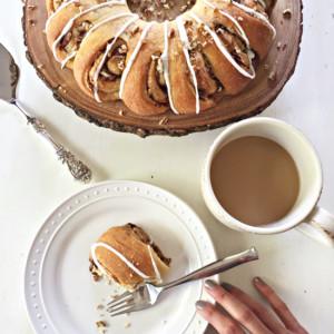 Sweet Or Savory Tea Ring