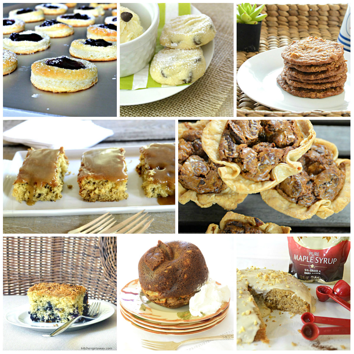 Simple Baked Desserts