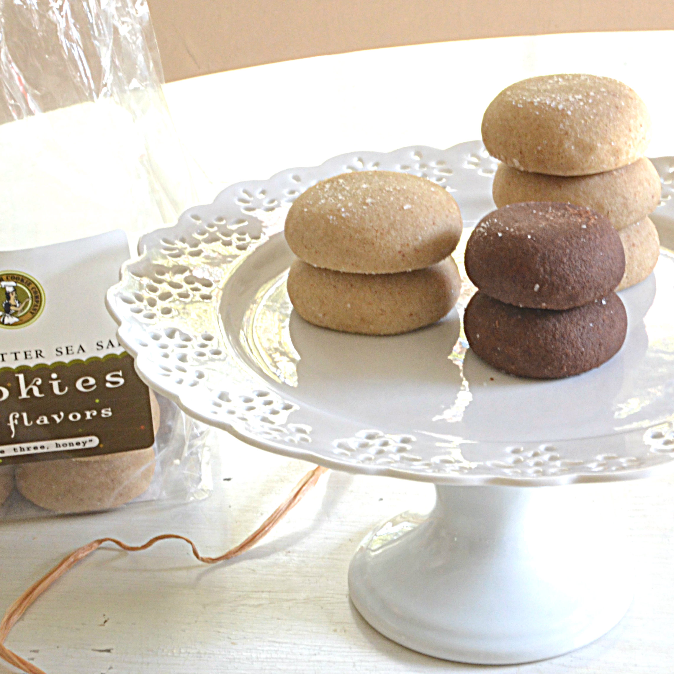 Brown Butter Sea Salt Cookie