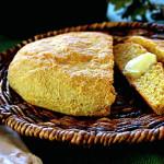 Cornbread Portuguese-style