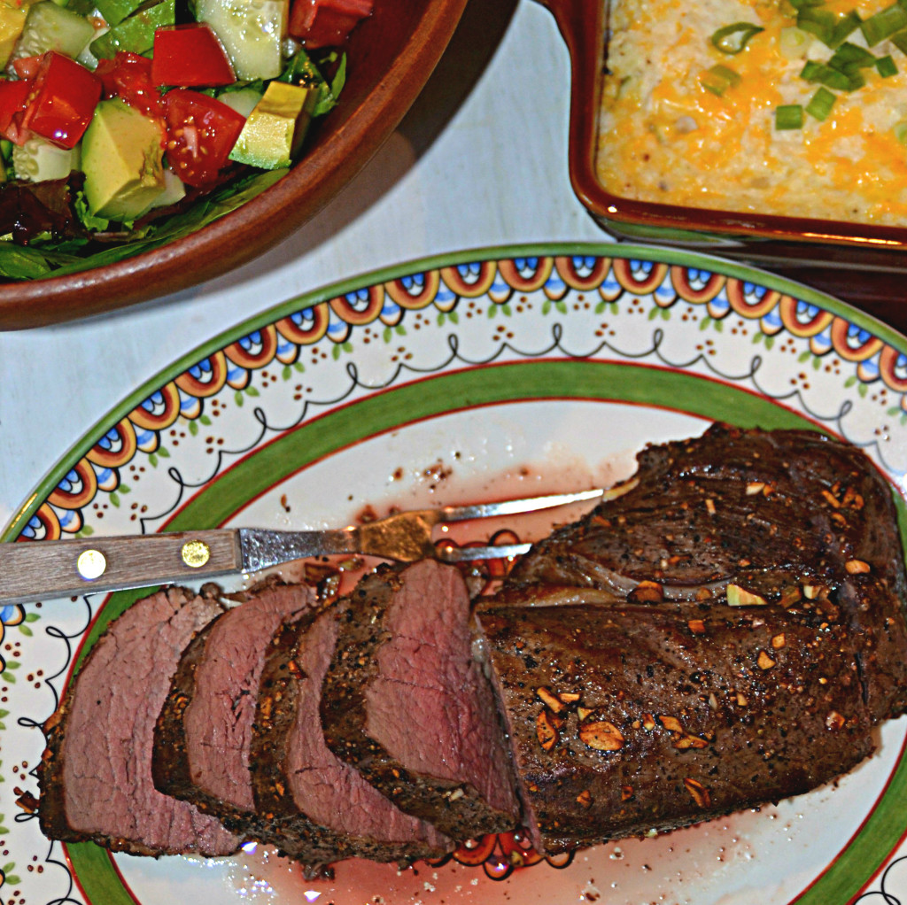 Easy Tenderloin Roast