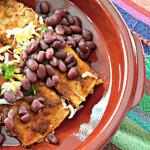 Enchiladas & Beans