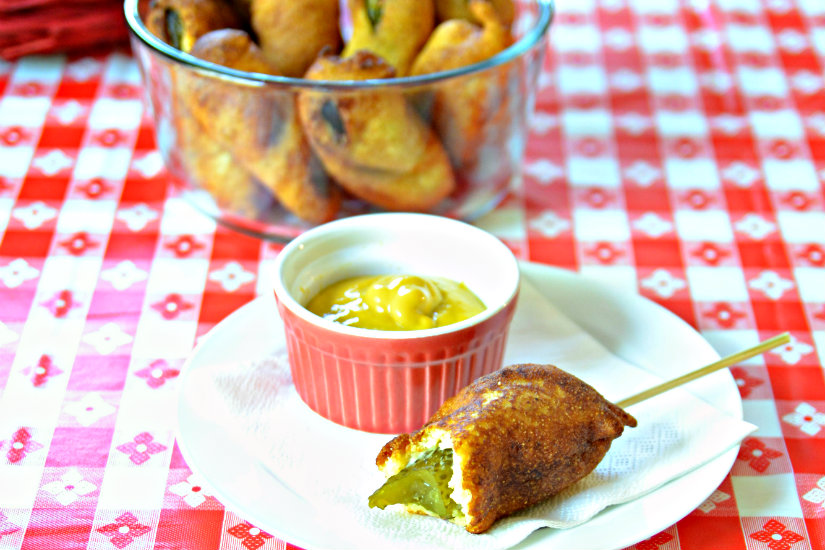 Fried Sweet Pickles