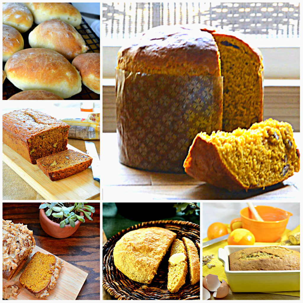 Thanksgiving Breads