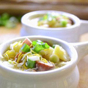 Potato Soups
