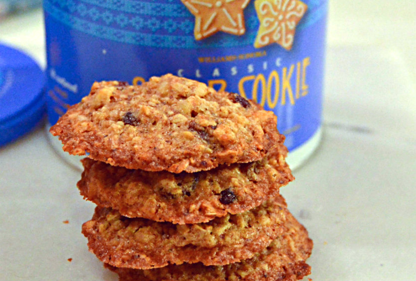 Oatmeal Cookies Fully Loaded