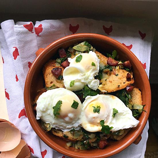 Portuguese Egg Soup